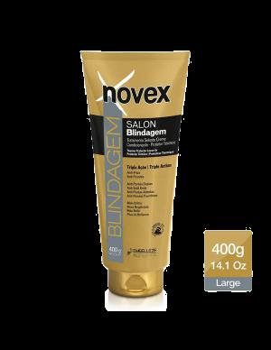 Blindagem Gold 400g Novex