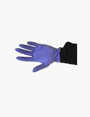 Luvas Nitrilo Azul Tamanho S
